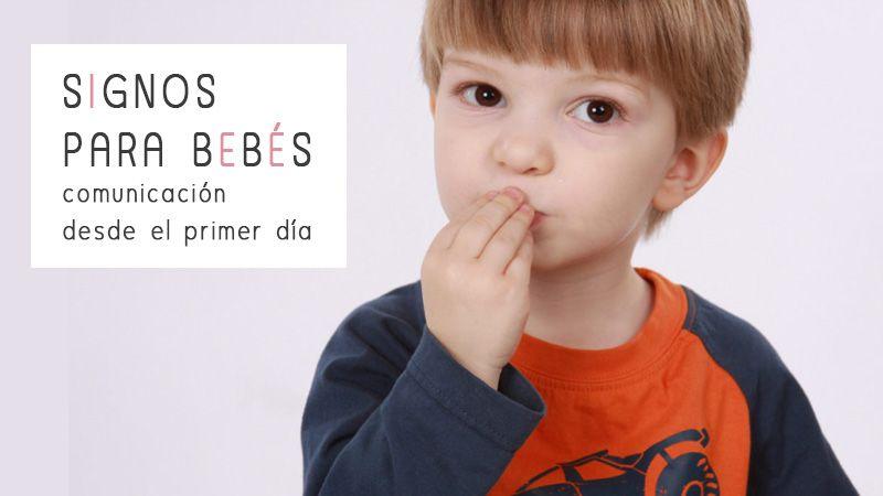 Curso Signos para bebés (besito)