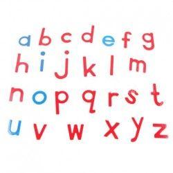 alfabeto móvil montessori