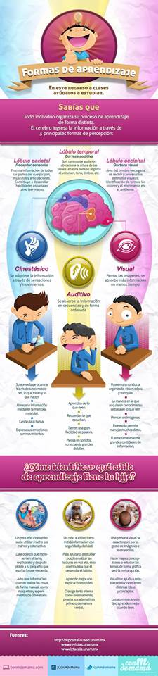 Tipos de aprendizaje Orientación Andujar