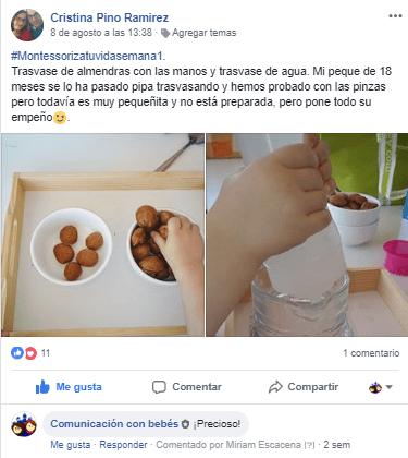 Testimonio Cristina Pino