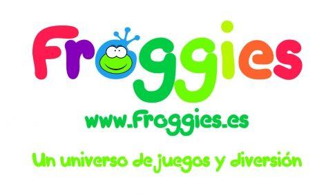 Logo Frogies