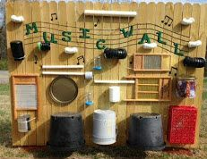 Pared musical