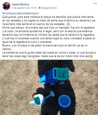 Testimonio Isabel Muñoz trasvases