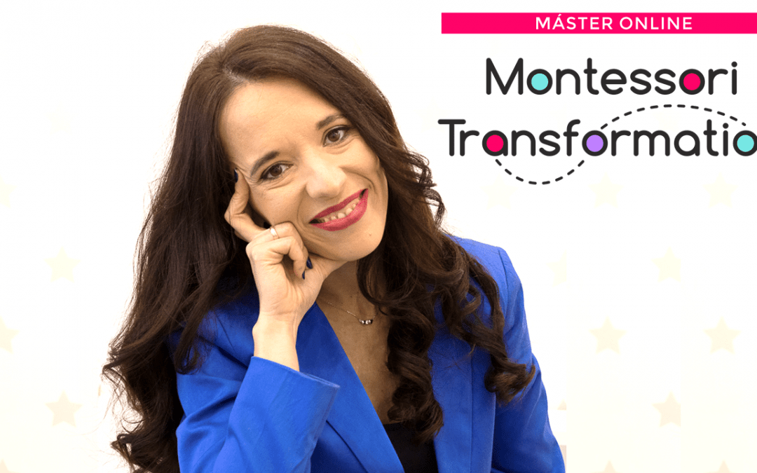 Máster Montessori Transformation: únete