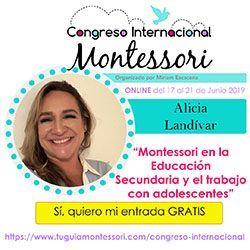 Montessori en la educación secundaria