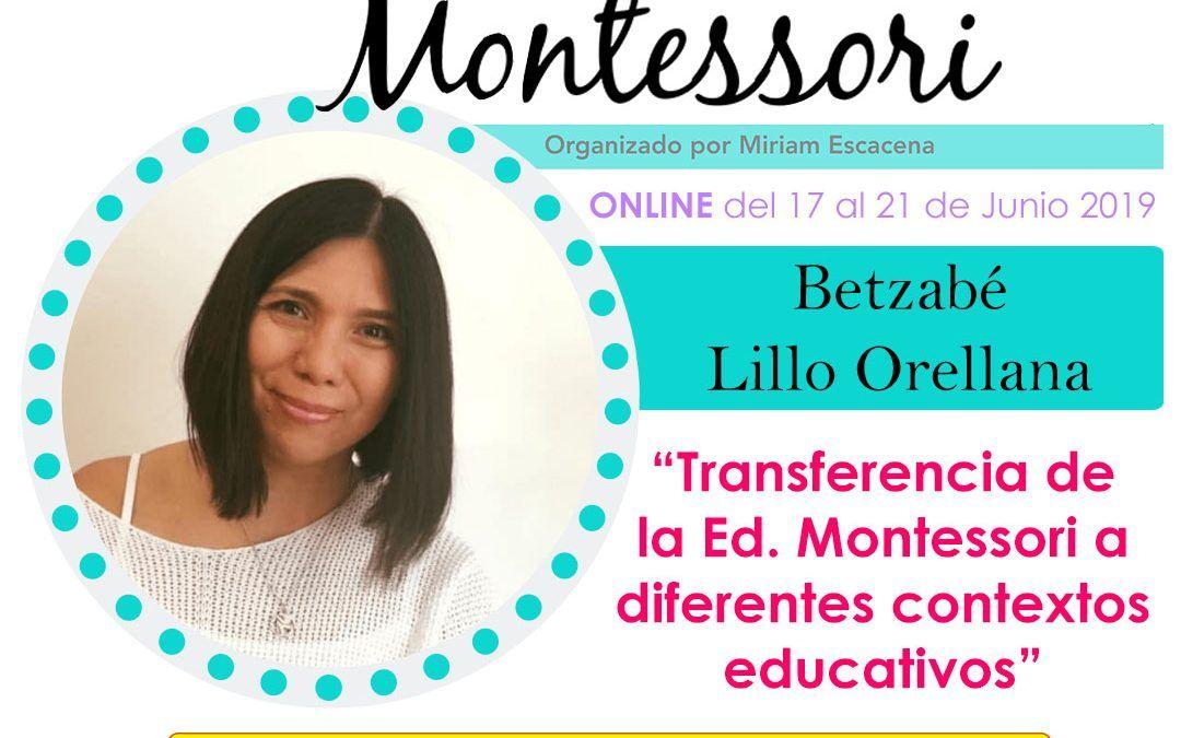 Transferencia a diferentes contextos educativos