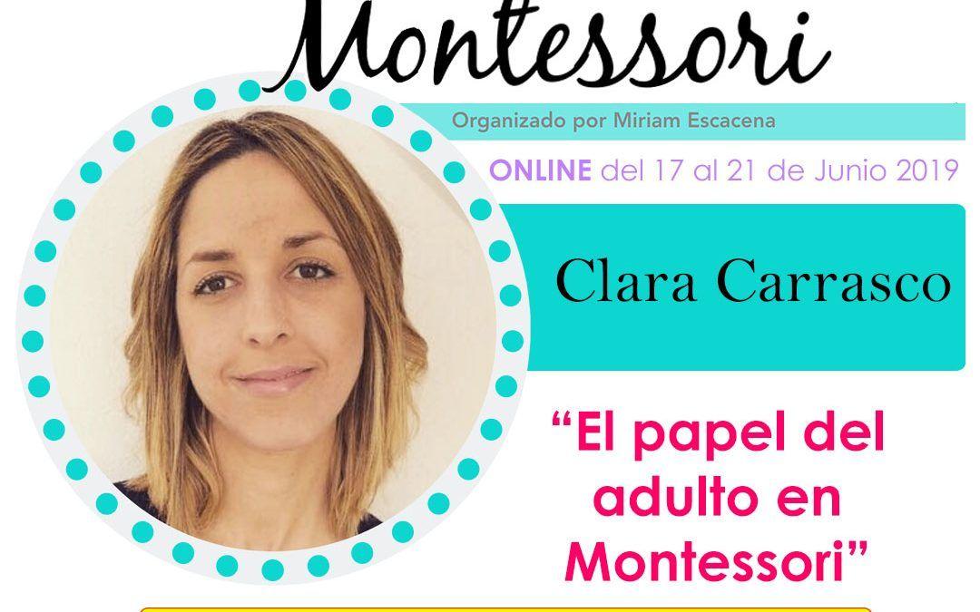 El papel del adulto en la filosofía Montessori