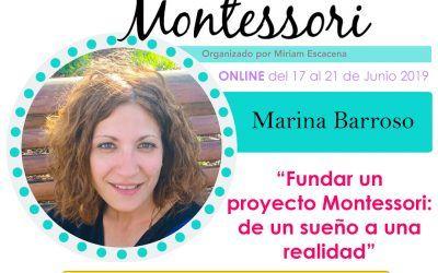 Fundar un proyecto Montessori