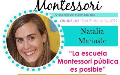 Escuela Montessori Pública