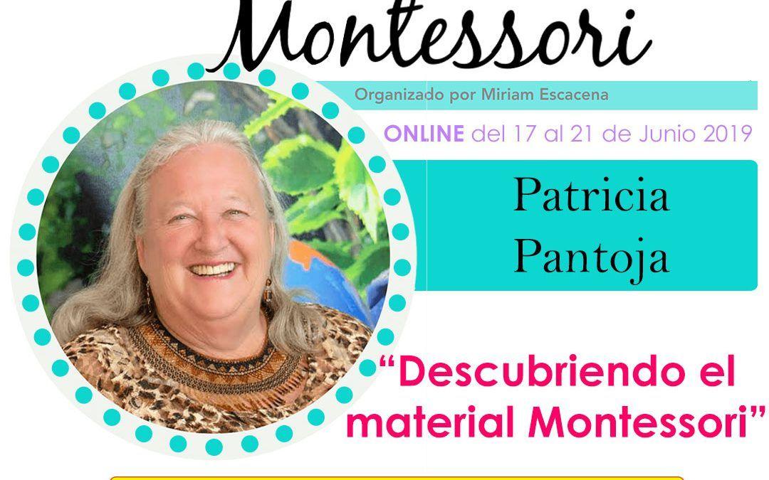 Conociendo el material Montessori