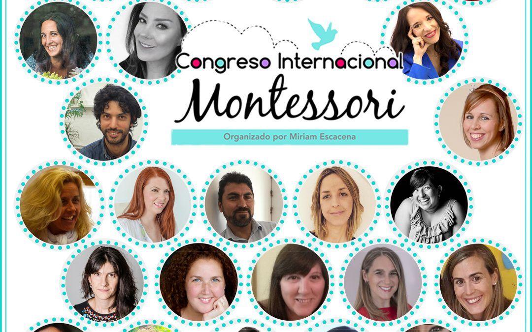 Memorias del Congreso Internacional Montessori