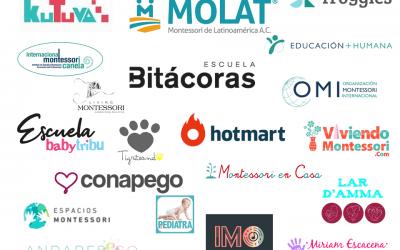 Escuela Bitácoras patrocina el Congreso Internacional Montessori