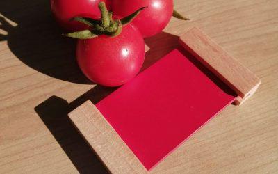 Material Sensorial Montessori: Cajas de color 1 y 2