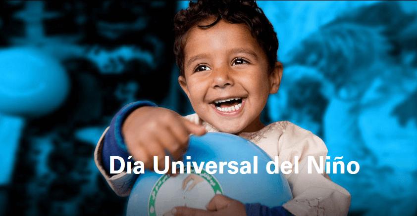 Día Universal del Niño (Children Day) ¿Conoces cuáles son los derechos de la infacia?