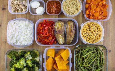 Comer bien es parte esencial del auto-cuidado