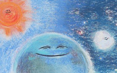 Terry, el planeta – un cuento que enseña a los niños a cuidar el medio ambiente