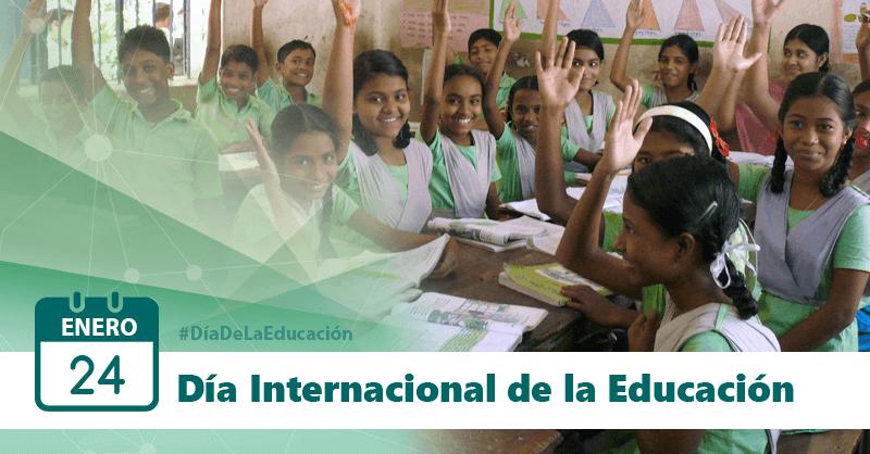 EDUCO trabaja para reintegrar en el sistema educativo a los niños y niñas desplazados a causa de la violencia