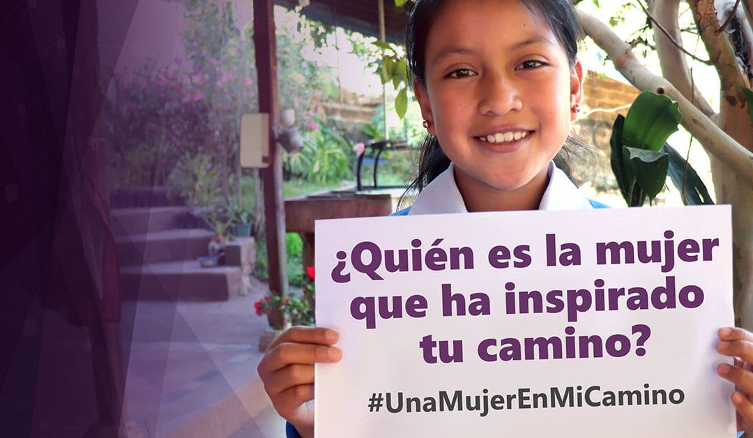 """""""Hoy es el momento de luchar, de vivir, de demostrarle al mundo que nosotras somos la inspiración de las demás mujeres"""""""