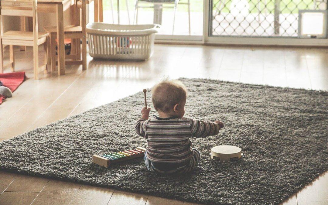 Yo me quedo en casa: actividades para hacer con niños de 0 a 3 años