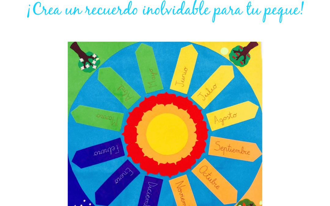 Taller «Celebra el cumple de tu peque al estilo Montessori»