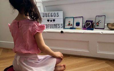 Juegos Mindfulness para niños. Entrevista a Carla Torres de la Maza