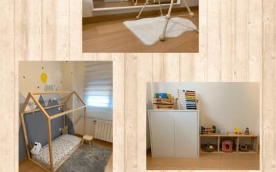 ¿Como crear un entorno Montessori en casa?