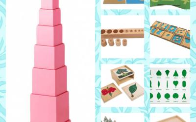 Los materiales Montessori ¿qué tienes que saber acerca de ellos?