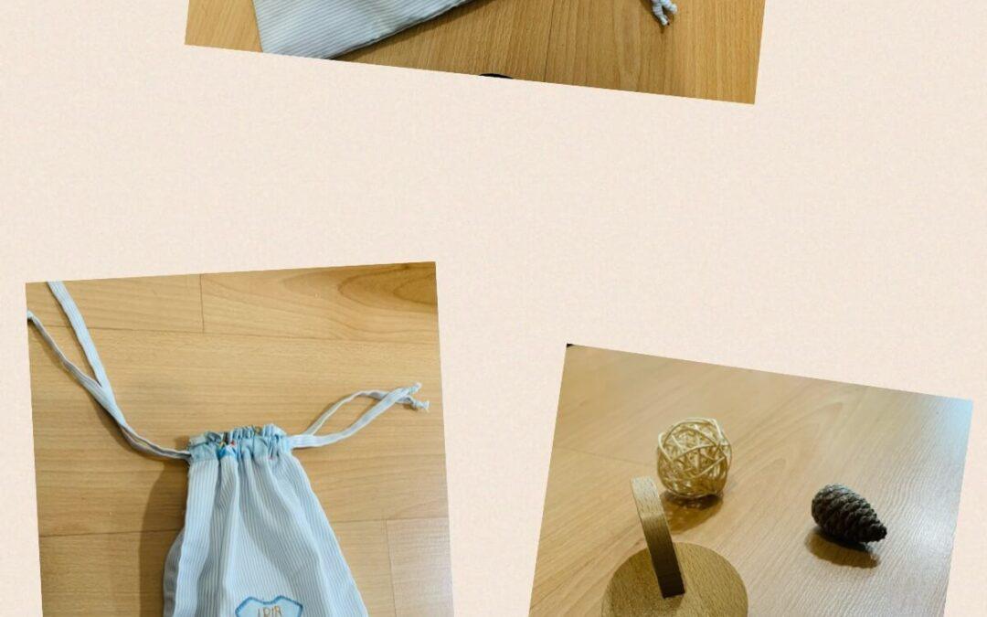 La bolsa misteriosa, un material que fomenta la curiosidad del niño