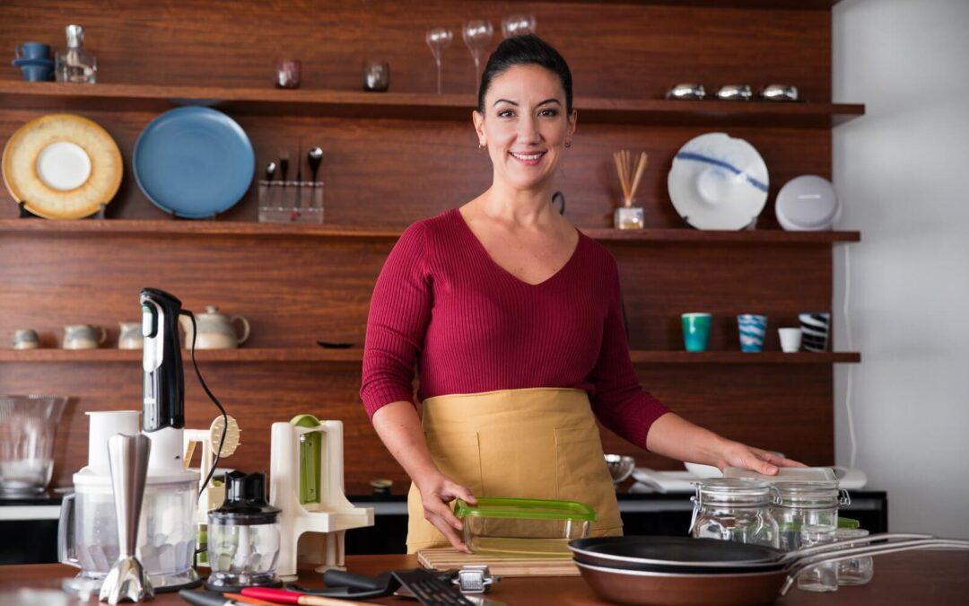 Entrevista a Laura, mamá y chef al frente de Canela y Coco