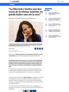 La Razon Miriam Escasena