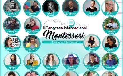 Miles de personas participarán en el Tercer Congreso Internacional Montessori que se celebra en torno al Día Internacional de la Paz
