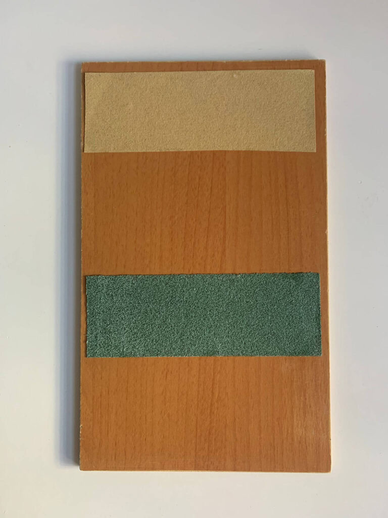 Tablero - Varias texturas - Niños de 1 a 3 años