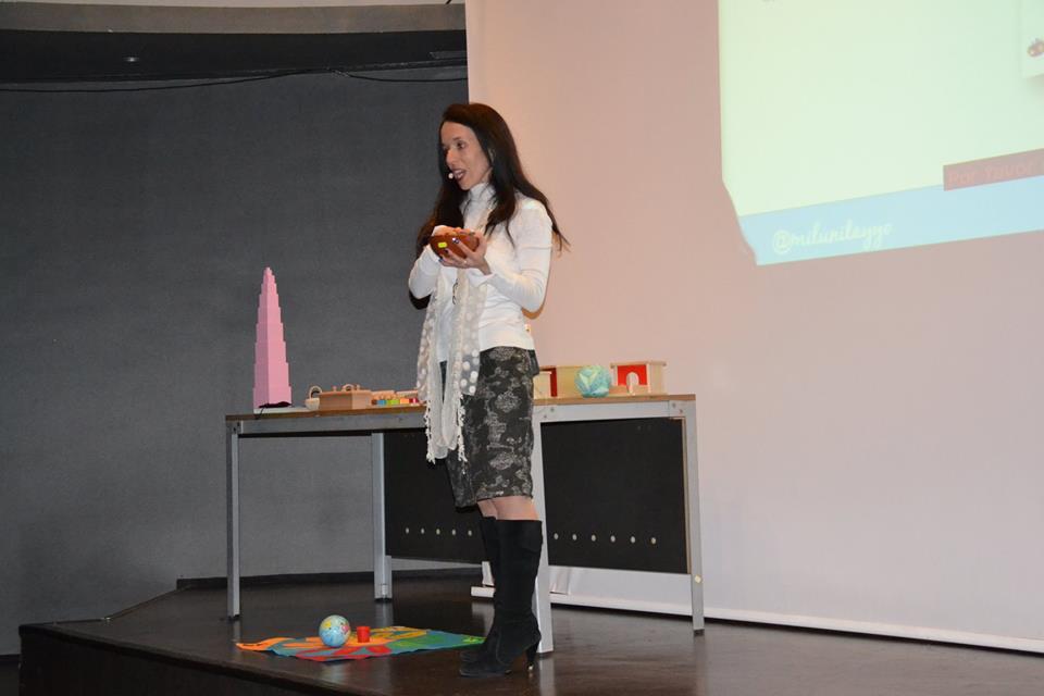 Curso presencial Montessori