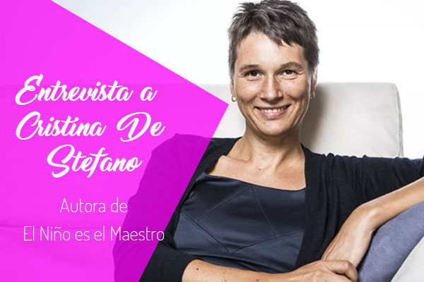 """Entrevista a la autora de la biografía de Maria Montessori """"El Niño es el Maestro"""", Cristina de Stefano"""