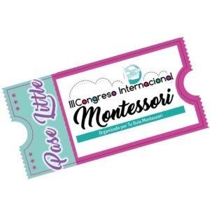 Imagen del Pase Little del III Congreso Internacional Montessori