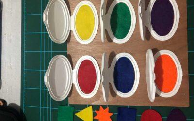 Material sensorial DIY